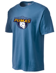 Northridge Academy High School Pumas Men's Essential T-Shirt