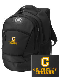 Cowan Elementary School Indians Embroidered OGIO Rogue Backpack