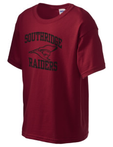 Southridge Middle School Raiders Kid's 6.1 oz Ultra Cotton T-Shirt