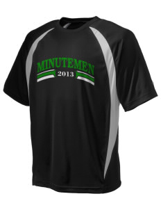 Concord High School Minutemen Champion Men's Double Dry Elevation T-Shirt