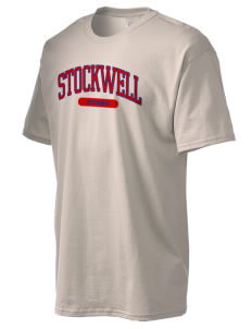 Stockwell Elementary School Stars Men's Essential T-Shirt