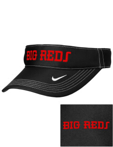 Centerville High School Big Reds Embroidered Nike Golf Dri-Fit Swoosh Visor