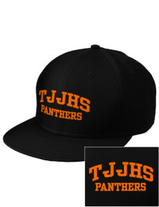Tripoli Junior & Senior High School Panthers  Embroidered New Era Flat Bill Snapback Cap
