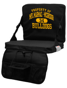 MFL MarMac School - McGregor Center Bulldogs Holloway Benchwarmer