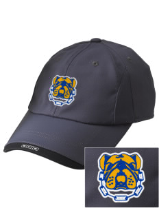MFL MarMac School - McGregor Center Bulldogs Embroidered OGIO X-Over Cap