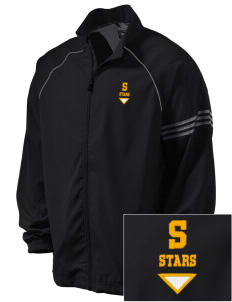 Starmont Elementary School Stars Embroidered adidas Men's ClimaProof Jacket