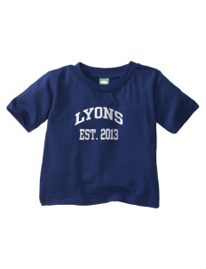 Lyons Middle School Wildcats Toddler T-Shirt