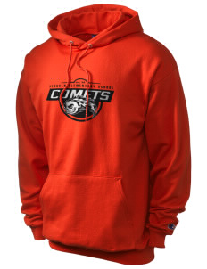 Lincoln Elementary School Comets Champion Men's Hooded Sweatshirt