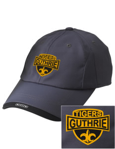 Guthrie Center Junior High School Tigers Embroidered OGIO X-Over Cap