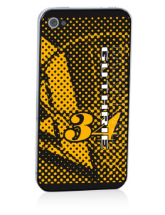 Guthrie Center Junior High School Tigers Apple iPhone 4/4S Skin