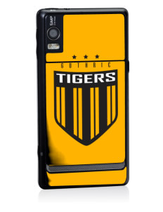 Guthrie Center Junior High School Tigers Motorola Droid 2 Skin