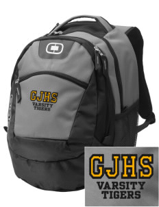 Guthrie Center Junior High School Tigers Embroidered OGIO Rogue Backpack