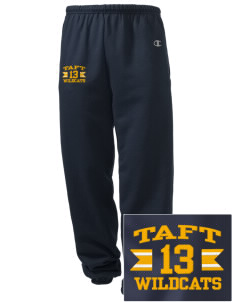 Taft Elementary School Wildcats Embroidered Champion Men's Sweatpants