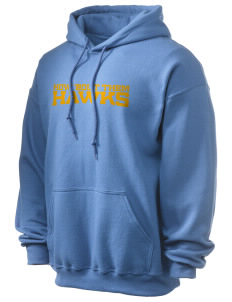 Lynnville-Sully Elementary School Hawks Ultra Blend 50/50 Hooded Sweatshirt