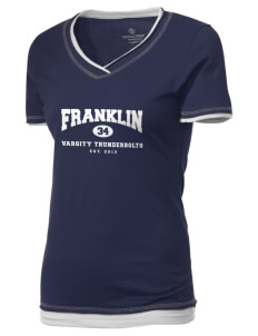 Franklin Middle School Thunderbolts Holloway Women's Dream T-Shirt