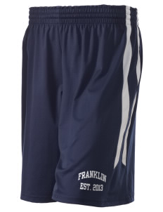 "Franklin Elementary School Fireballs Holloway Women's Pinelands Short, 8"" Inseam"
