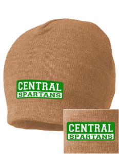 Central Elementary School Spartans Embroidered Beanie