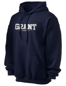 Grant Elementary School Chargers Ultra Blend 50/50 Hooded Sweatshirt
