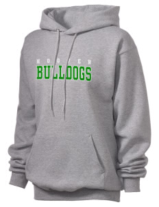 Hoover Elementary School Bulldogs Unisex Hooded Sweatshirt