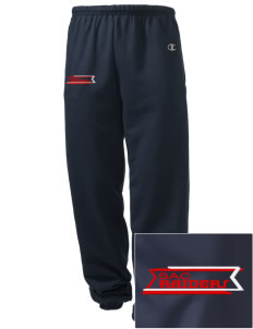 Sac Community High School Indians Embroidered Champion Men's Sweatpants