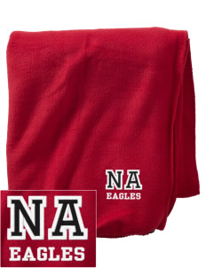 Neil Armstrong Elementary School Eagles Embroidered Holloway Stadium Fleece Blanket