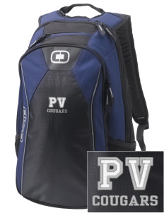 Pleasant View Elementary School Cougars Embroidered OGIO Marshall Backpack