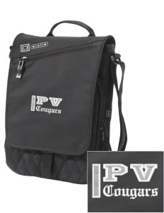 Pleasant View Elementary School Cougars Embroidered OGIO Module Sleeve for Tablets