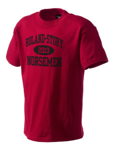 Roland-Story High School Norsemen Kid's T-Shirt