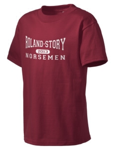 Roland-Story High School Norsemen Kid's Essential T-Shirt