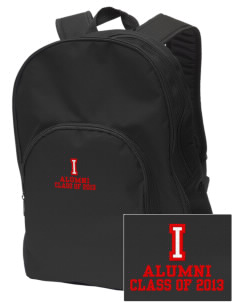 Irving Primary Center Bullpups Embroidered Value Backpack
