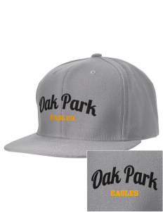 Oak Park Elementary School Eagles Embroidered D-Series Cap