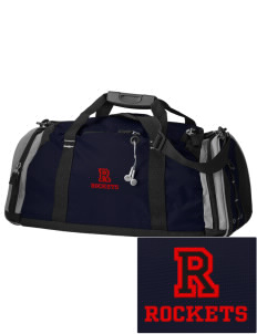 Rineyville Elementary School Rockets Embroidered OGIO All Terrain Duffel