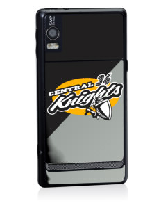 Central High School Knights Motorola Droid 2 Skin