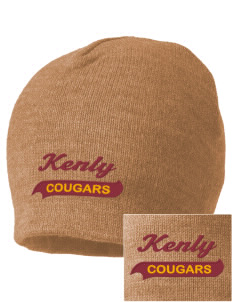 Kenly Elementary School Cougars Embroidered Beanie