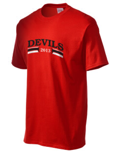 Lundy Elementary Middle School Devils Tall Men's Essential T-Shirt