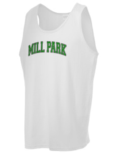 Mill Park Elementary School Champs  Men's Ultra Cotton Tank
