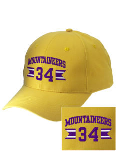Falls City Elementary School Mountaineers Embroidered Low-Profile Cap