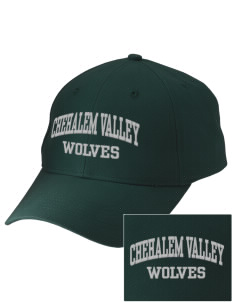 Chehalem Valley Middle School Wolves Embroidered Low-Profile Cap