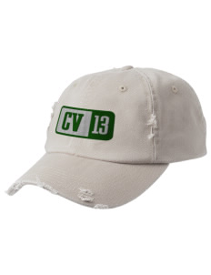 Chehalem Valley Middle School Wolves Embroidered Distressed Cap