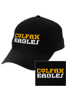 Colfax Elementary School Eagles Embroidered Low-Profile Cap