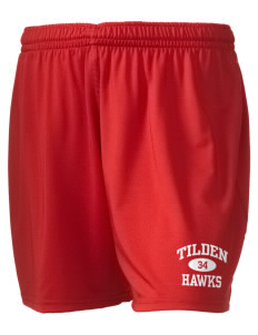 "Tilden Elementary School Hawks Holloway Women's Performance Shorts, 5"" Inseam"