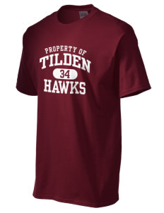 Tilden Elementary School Hawks Men's Essential T-Shirt