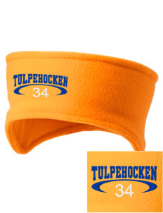 Tulpehocken High School Trojans Embroidered Fleece Headband