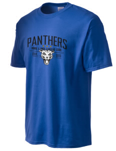 Mowrie A Ebner Elementary School Panthers Tall Men's Essential T-Shirt