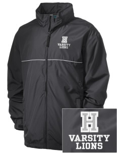 Hoover Elementary School Lions Embroidered Men's Element Jacket