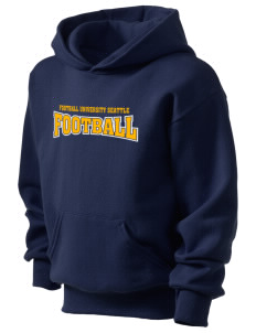 Football University Seattle Football Kid's Hooded Sweatshirt