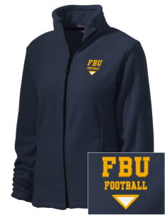Football University Seattle Football Embroidered Women's Wintercept Fleece Full-Zip Jacket
