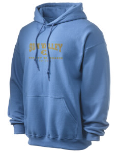 Sun Valley High School Vanguards Ultra Blend 50/50 Hooded Sweatshirt