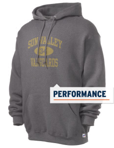 Sun Valley High School Vanguards Russell Men's Dri-Power Hooded Sweatshirt