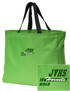 Juniata Valley High School Hornets Embroidered Essential Tote